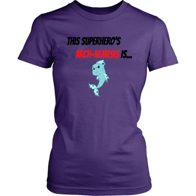 Arch-Nemesis - Fish Version - Women's Shirt