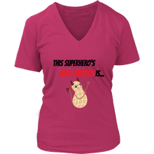 Load image into Gallery viewer, Arch-Nemesis - Peanut Version - Women's V-Neck