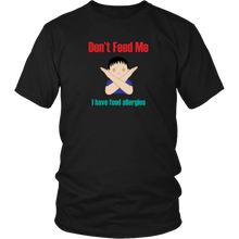 Load image into Gallery viewer, Don't Feed Me! Boy Version - Unisex Shirt