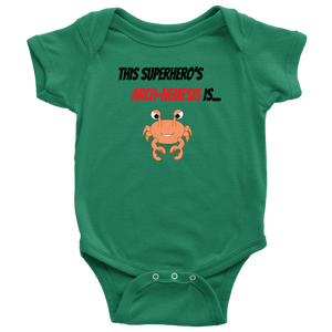 Arch-Nemesis - Shellfish Version - Baby Bodysuit