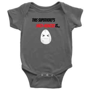 Arch-Nemesis - Egg Version - Baby Bodysuit