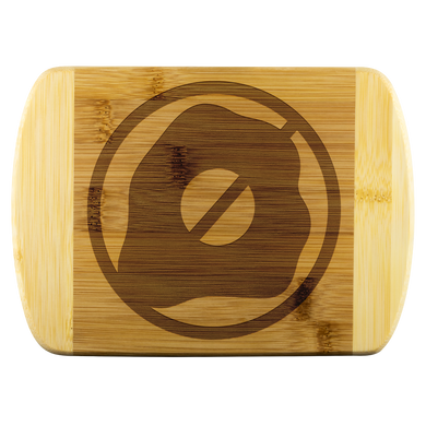 No Egg - Wooden Cutting Board