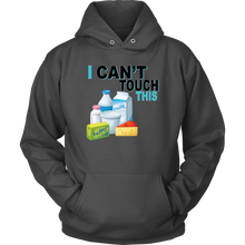 Load image into Gallery viewer, I Can't Touch This - Milk Version - Unisex Hoodie