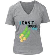 Load image into Gallery viewer, I Can't Touch This - Soy Version - Women's V-Neck