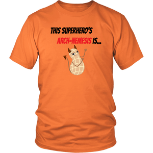 Arch-Nemesis - Peanut Version - Unisex Shirt