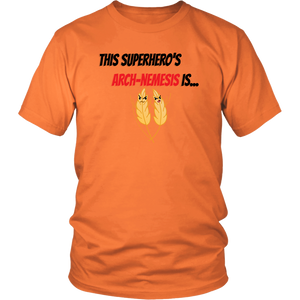 Arch-Nemesis - Wheat Version - Unisex Shirt