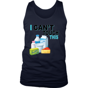 I Can't Touch This - Milk Version - Men's Tank
