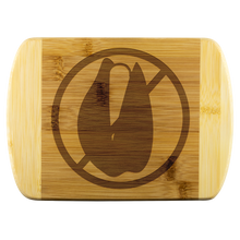 Load image into Gallery viewer, No Treenut - Wooden Cutting Board