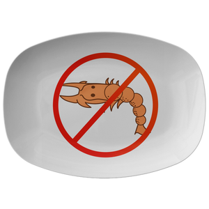 No Shellfish - Platter
