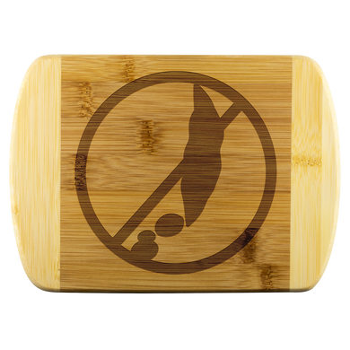 No Soy - Wooden Cutting Board