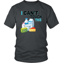 Load image into Gallery viewer, I Can't Touch This - Milk Version - Unisex Shirt