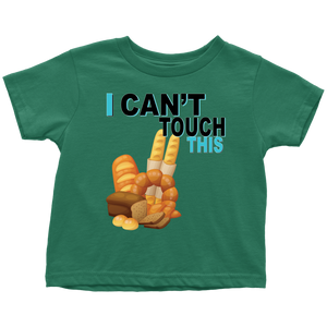 I Can't Touch This - Wheat Version -  Toddler T-Shirt