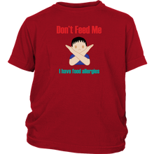 Load image into Gallery viewer, Don't Feed Me! Boy Version - Youth Shirt