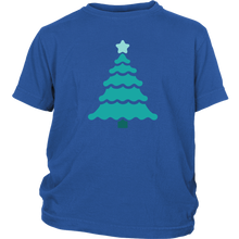 Load image into Gallery viewer, Teal Tree - Youth Shirt