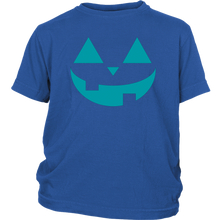Load image into Gallery viewer, Teal Pumpkin- Youth Shirt