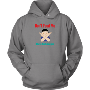 Don't Feed Me! Boy Version - Unisex Hoodie