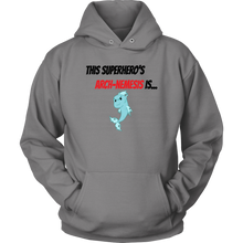 Load image into Gallery viewer, Arch-Nemesis - Fish Version - Unisex Hoodie