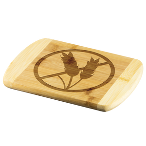No Wheat - Wooden Cutting Board