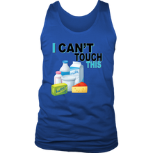 Load image into Gallery viewer, I Can't Touch This - Milk Version - Men's Tank