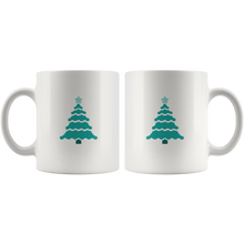 Load image into Gallery viewer, Teal Tree - Mug