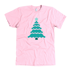 Teal Tree - Men's Shirt