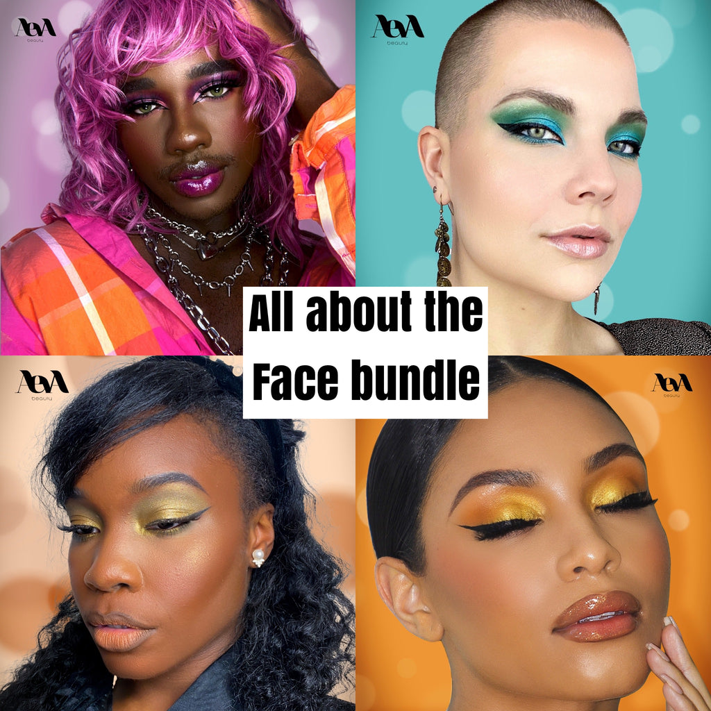 ALL ABOUT THE FACE Bundles