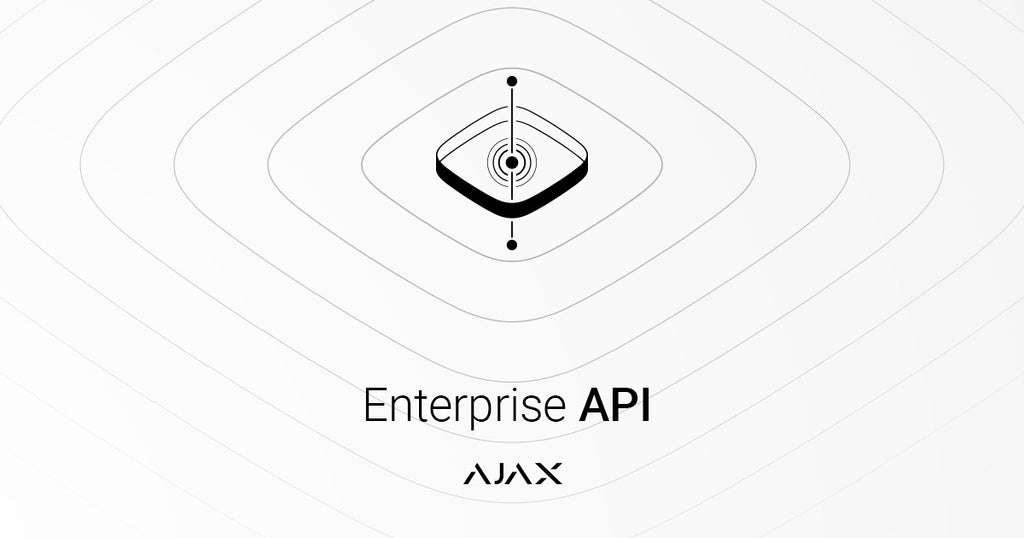 Enterprise API — an Interface for Integrating Ajax Products with Third‑Party Services and Applications
