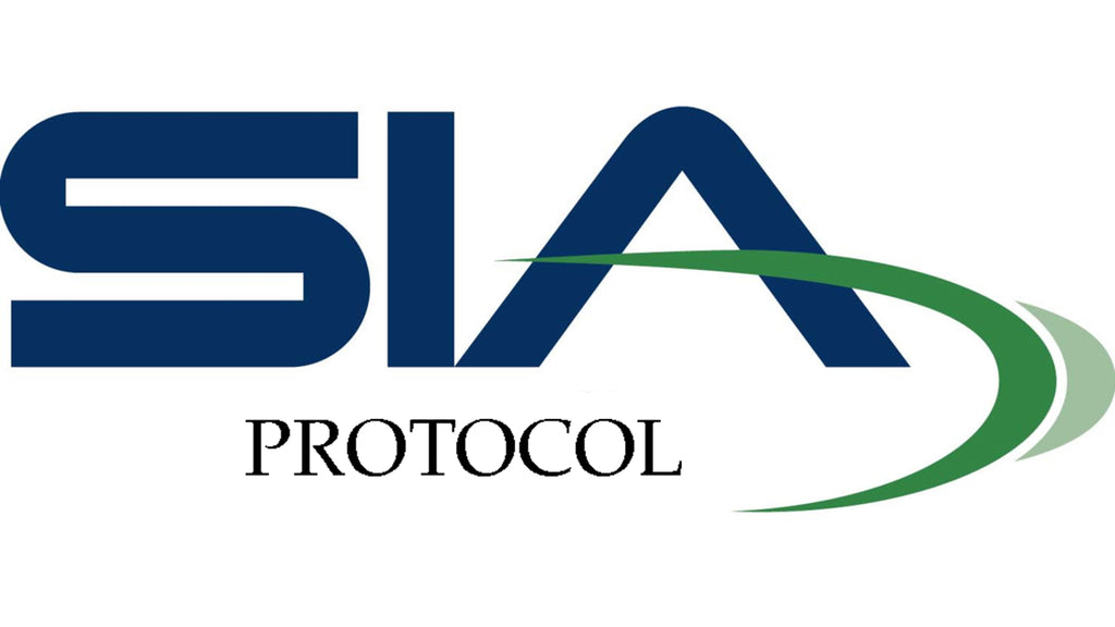 How to use the SIA protocol to connect the hub to the central monitoring station