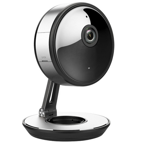 SAFIRE Full HD 3MP WiFi Indoor IP Camera