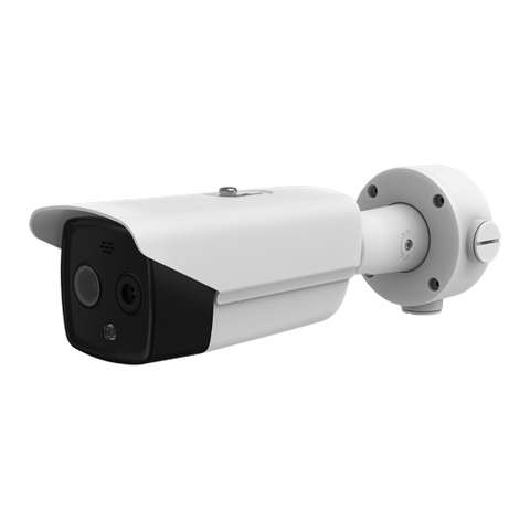 SAFIRE 6mm Thermal Lens Full HD 4MP Thermographic Dual IP Bullet Camera