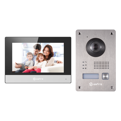 SAFIRE Video Intercom Kit