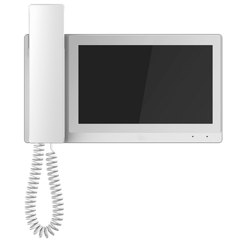 X-Security Video Intercom Monitor With Handset