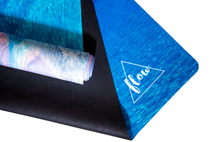Flow Travel Suede Beach Yoga Mat