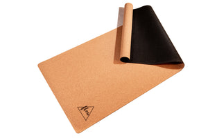 Flow Plain Cork Mat
