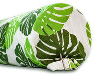 Load image into Gallery viewer, Flow Monstera Canvas Yoga Bag