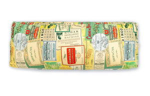 Flow Travel Motif Yoga Bolster Cover