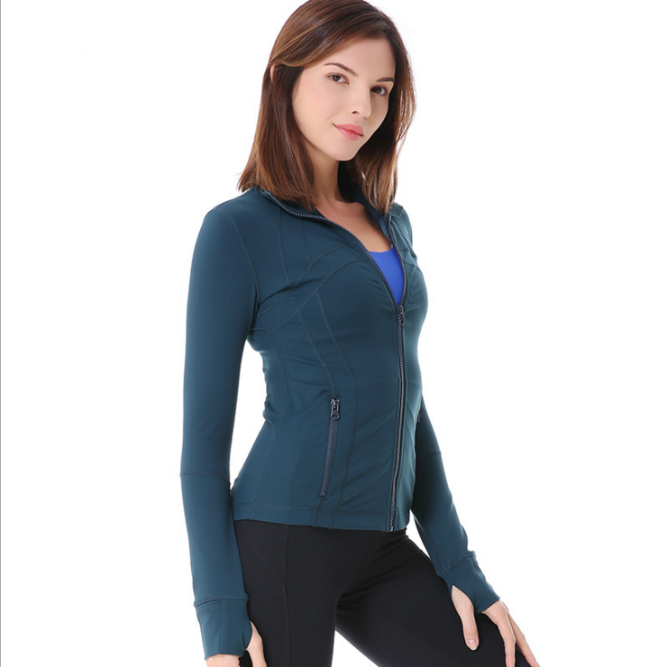 Contour Jacket with pockets