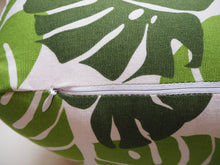 Load image into Gallery viewer, Flow Monstera Yoga Bolster Cover