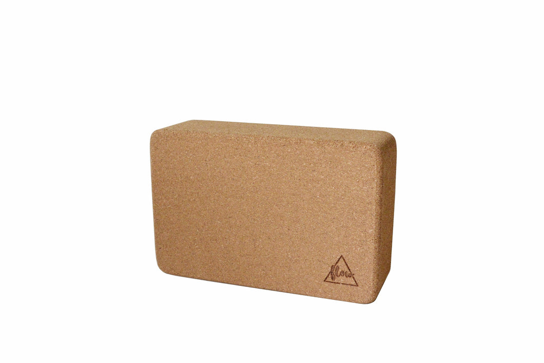 Flow Cork Yoga Block