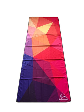 Flow Cubic Yoga Towel