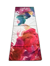 Load image into Gallery viewer, Flow Vapour Yoga Towel