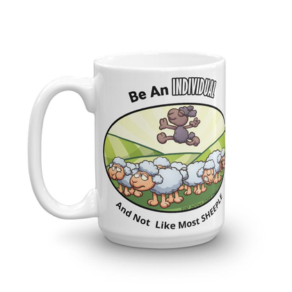 Momma Bear Mug from For Grown Folks Only LLC