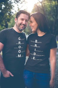 GROOM Vows T-Shirt