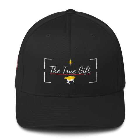 The True Gift (Low Profile) Flexfit Christmas Hat