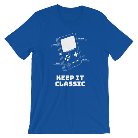 Retro Game Gamer Shirt - For Grown Folks Only Merch