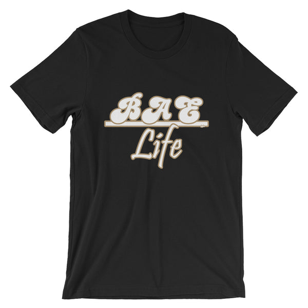 BAE Life Graphic T-Shirt - For Grown Folks Only Merch