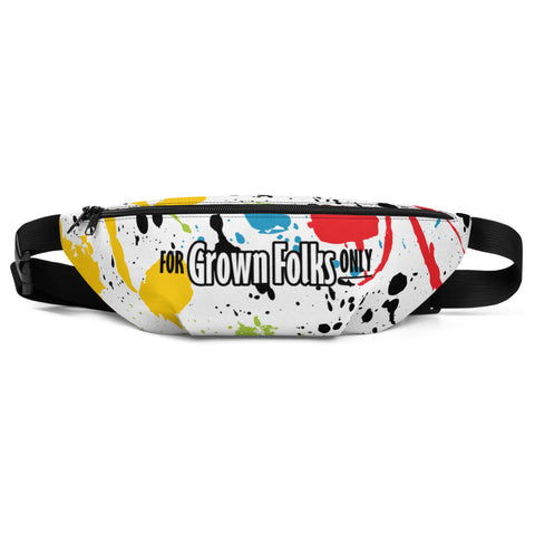 Summer Fun Fanny Pack - For Grown Folks Only Merch