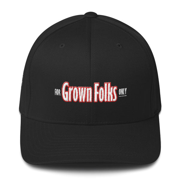Official For Grown Folks Only (Low Profile) Cap