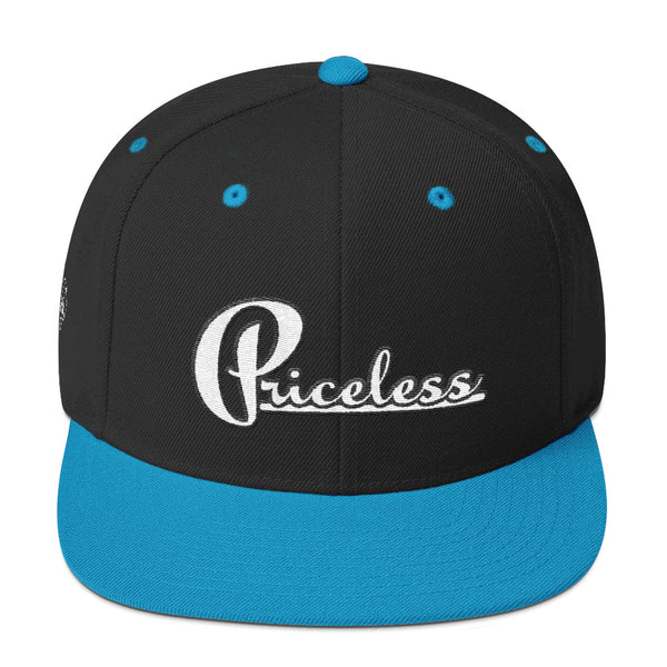 Priceless Snapback Hat - For Grown Folks Only Merch