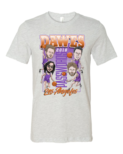 Dawes Basketball T-shirt
